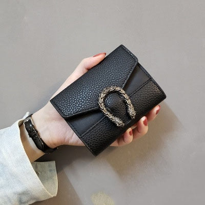 Women's  luxury Leather Wallet