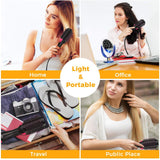 2-IN-1 HAIR DRYER AND VOLUMIZER