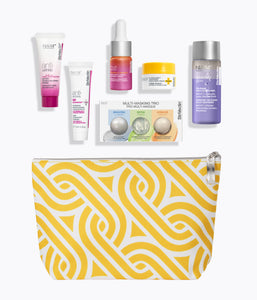 6-Piece Gift and Cosmetic Bag