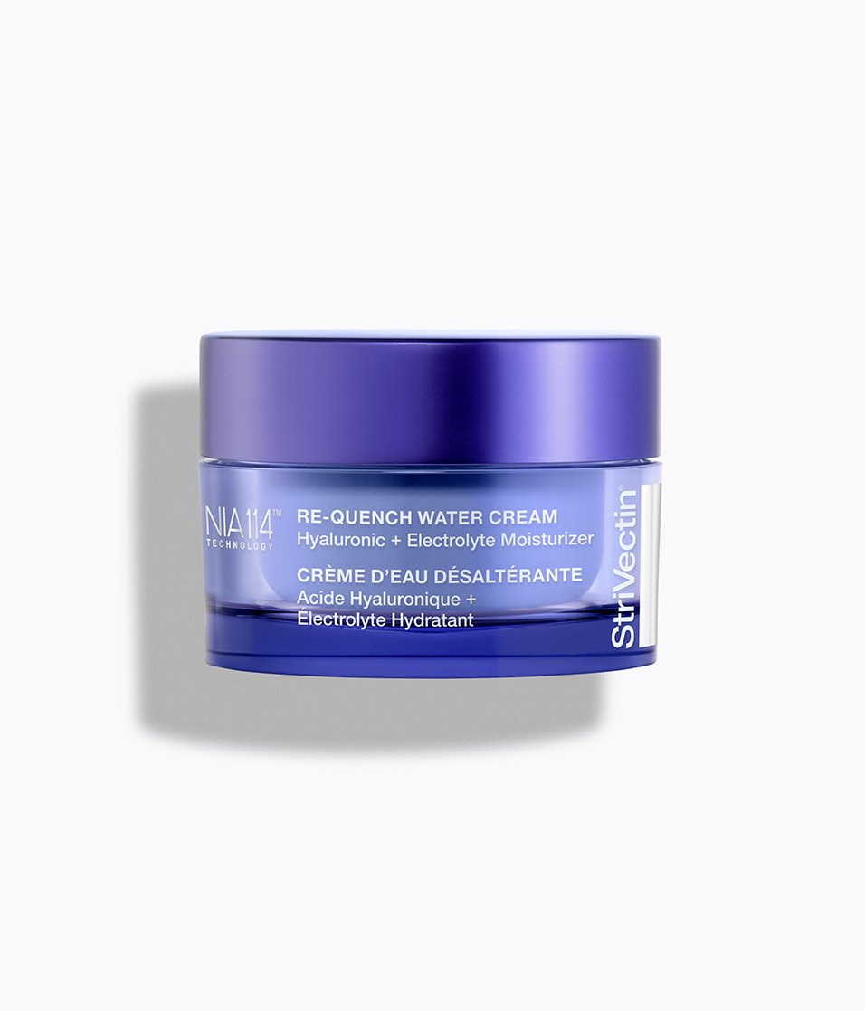 NEW Re-Quench Water Cream Hyaluronic + Electrolyte Moisturizer