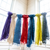 Free Weave Cotton Scarf I DharmaCrafts