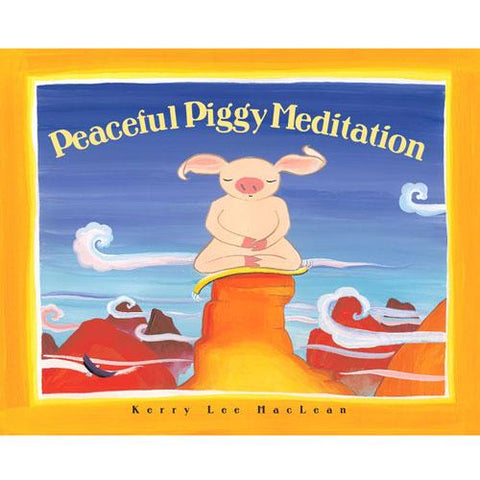 Peaceful Piggy I DharmaCrafts