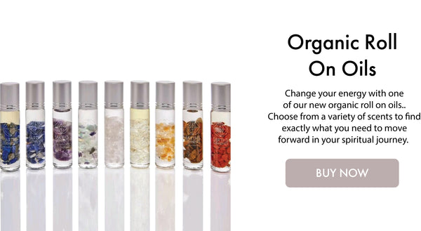 Organic Roll on Oils I DharmaCrafts