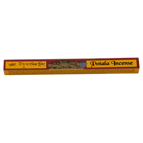 Potala Long Stick Incence