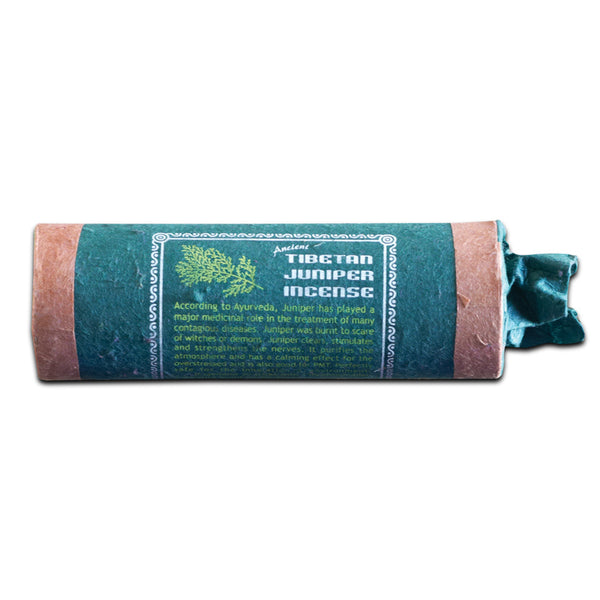 Tibetan Juniper Healing Incense