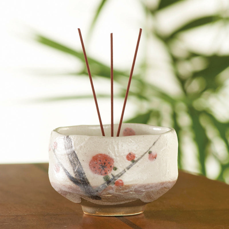 Plum Blossom Incense Bowl