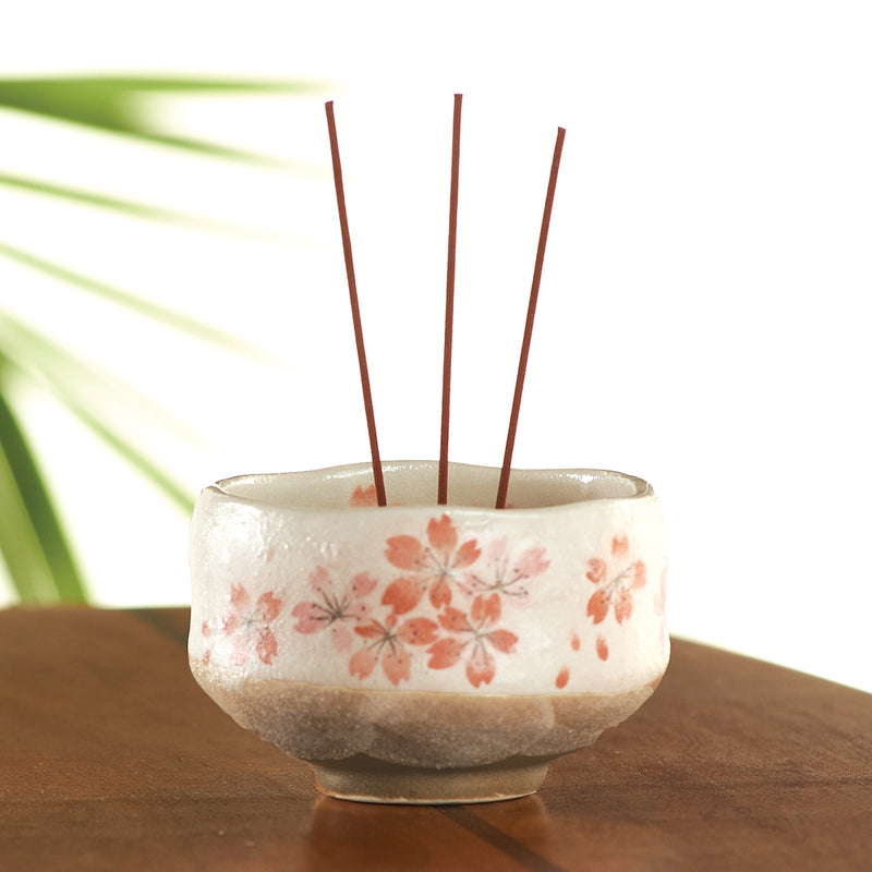 Sakura Incense Bowl