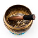 Flower of Life Singing Bowl, 6""