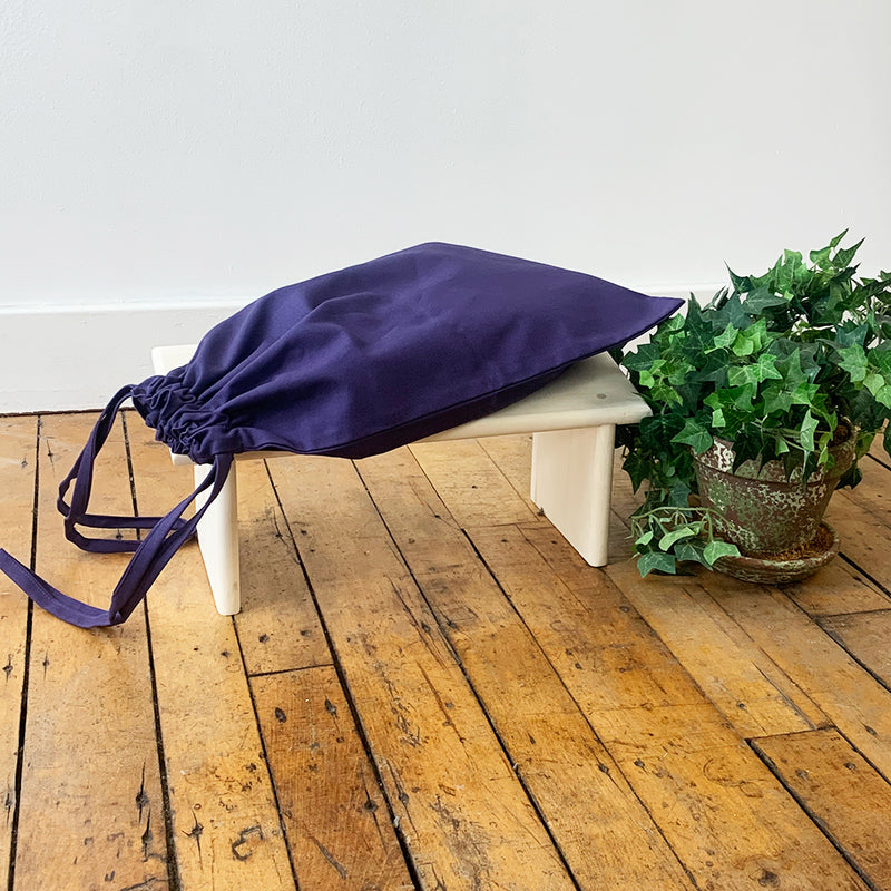 Studio Bench Bag with Cushion