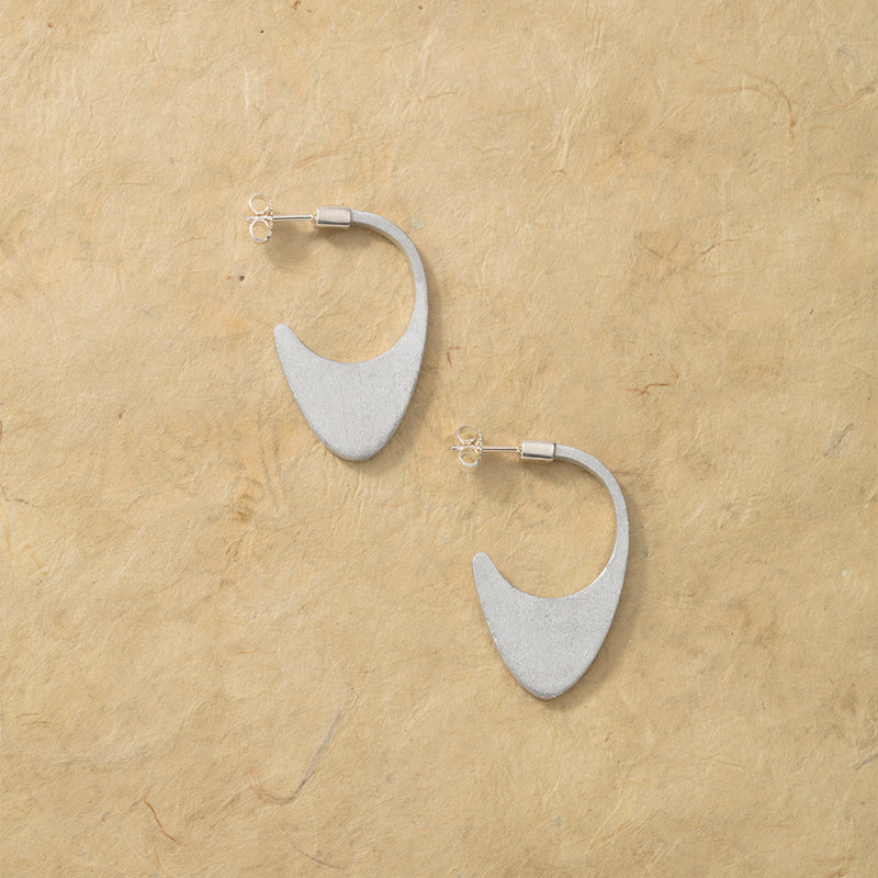 Modern Dome Earrings
