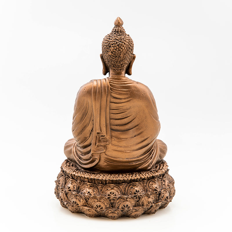 Seated Indian Buddha Statue