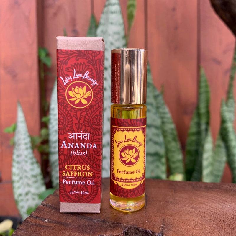 Lotus Love Perfume Oil