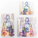 Colorful Buddha Napkins