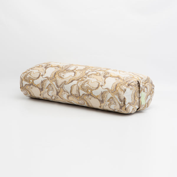 Marbled Rectangular Bolster