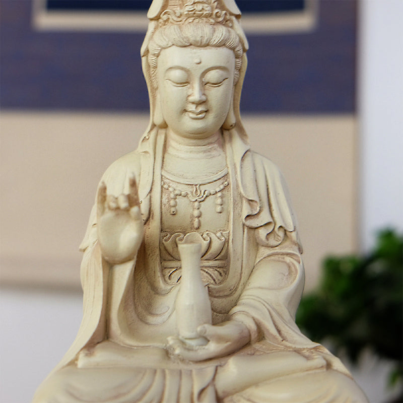 Seated Kuan Yin Statue