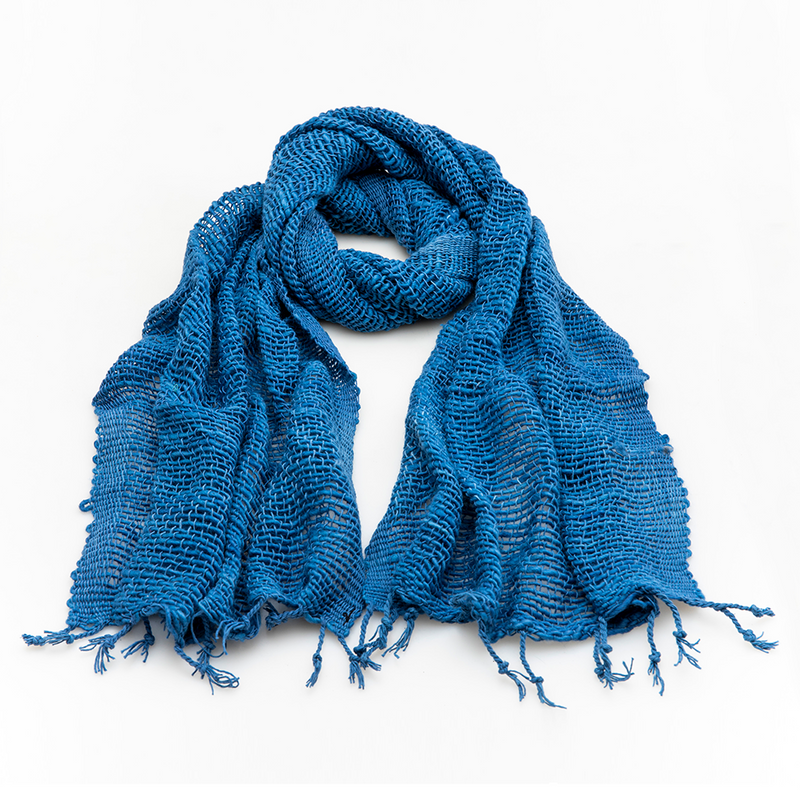Free Weave Cotton Scarf
