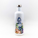 Colorful Buddha Water Bottle
