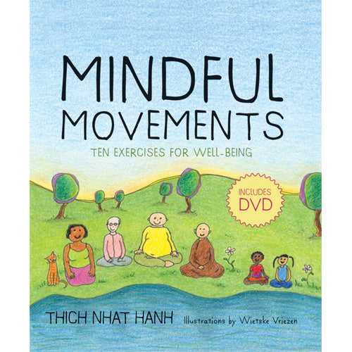Mindful Movements Book with DVD