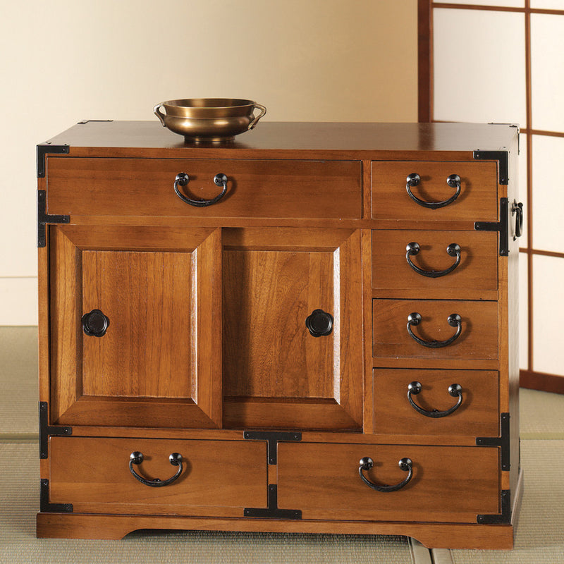 Seven Drawer Tansu
