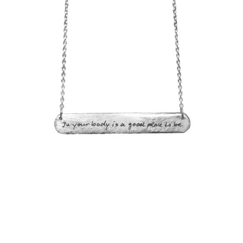 In Your Body Necklace