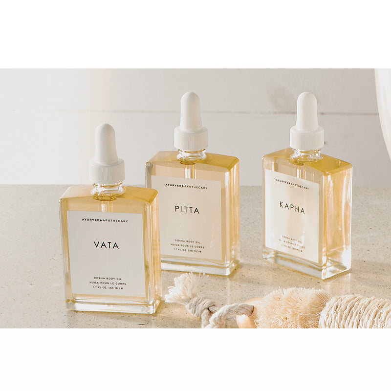 Pitta Balancing Body Oil