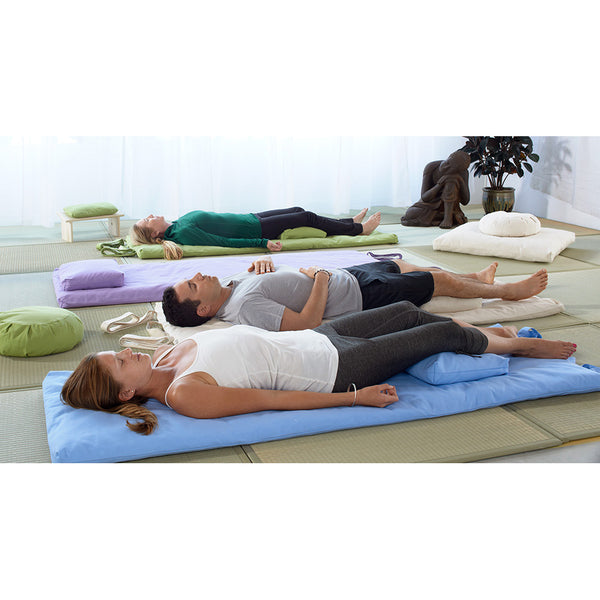Roll Up and Go Yoga Mat, Eco