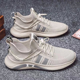 2020 new summer men's shoes mesh breathable sneakers - asxox.com