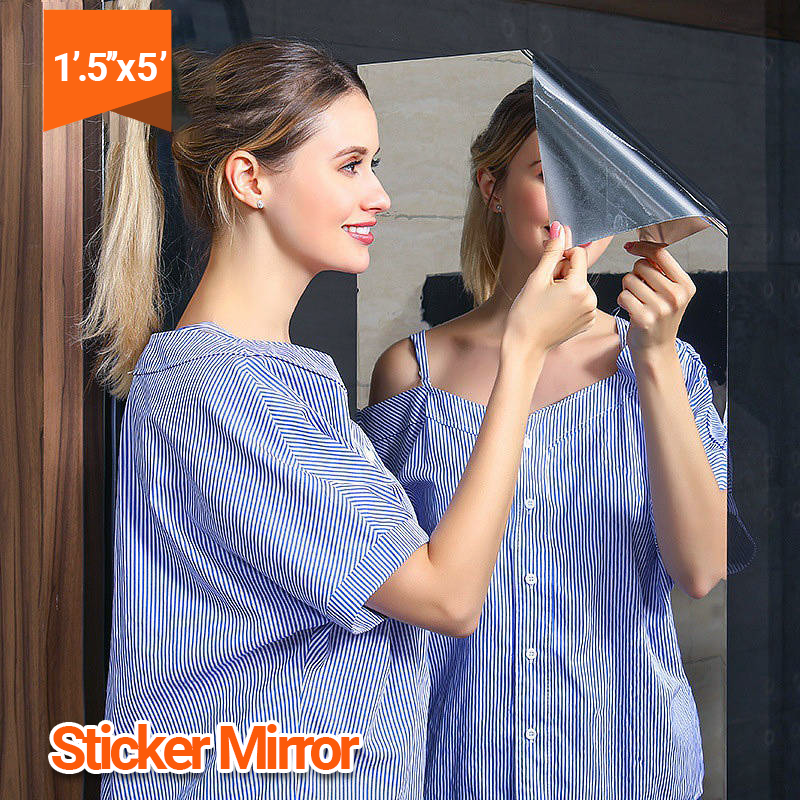 Sticker Mirror - asxox.com
