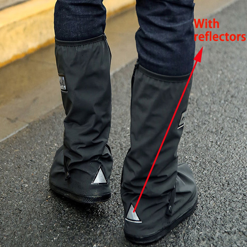 Outdoors Waterproof  Rain Shoes - Asxox