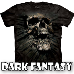 Dark Fantasy & Horror Designs