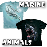 Dolphin, Shark & Marine Designs
