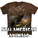 North American Animal Designs