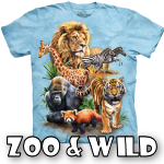 Zoo & Wild Animal Designs