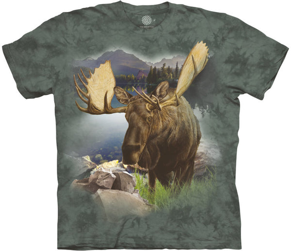 Monarch of the Forest Adults T-Shirt