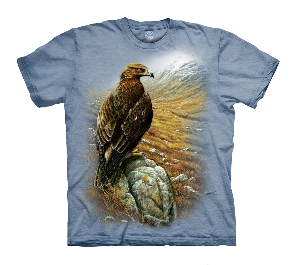 European Golden Eagle Adults T-Shirt