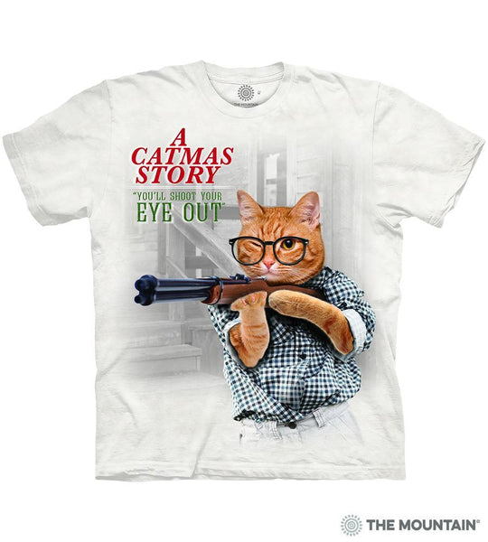 Pre-Order: A Catmas Story Adults T-Shirt