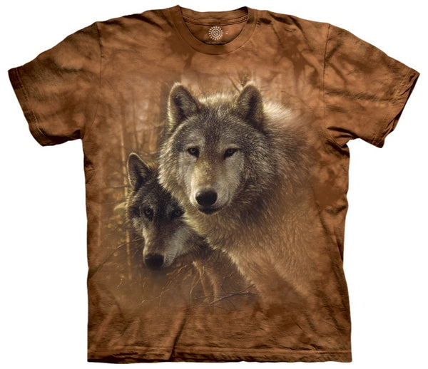 Woodland Companions Adults T-Shirt