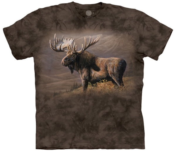Cooper Moose Adults T-Shirt