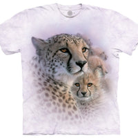 Mother's Love Cheetahs Adults T-Shirt