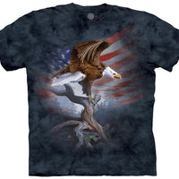 Eagle Standing Ground Adults T-Shirt