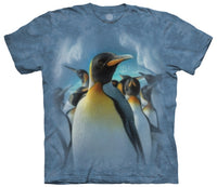 Penguin Paradise Adults T-Shirt