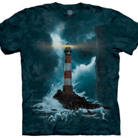 Fearless Lighthouse Adults T-Shirt