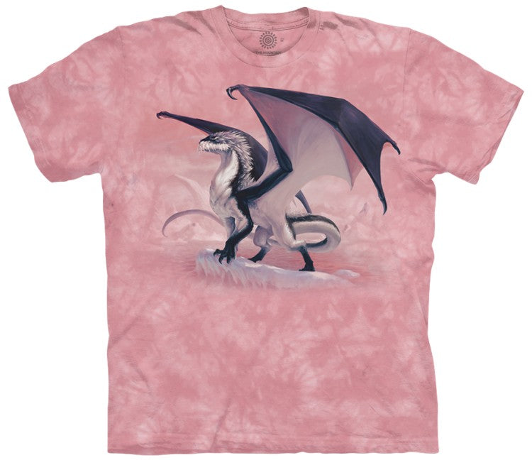 Frostborn Dragon Adults T-Shirt