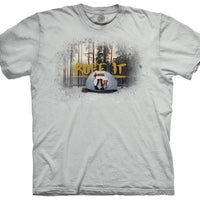 Ruff It Camping Adults T-Shirt