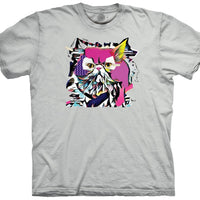Pop Art Pussycat Adults T-Shirt