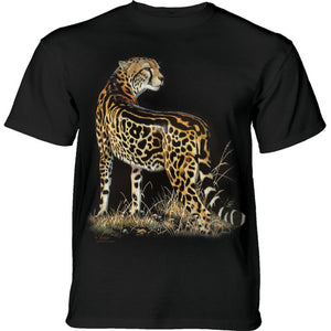 King Cheetah Adults T-Shirt