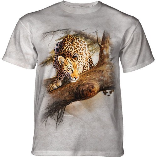 Tree Demon Leopard Adults T-Shirt