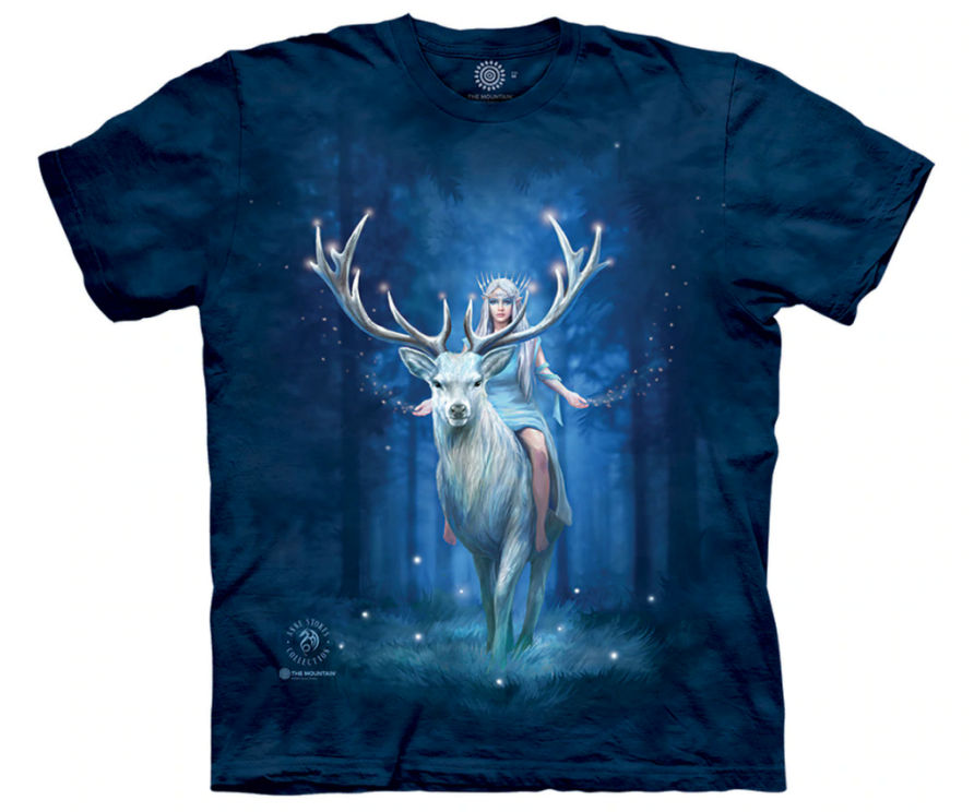 Fantasy Forest Adults T-Shirt