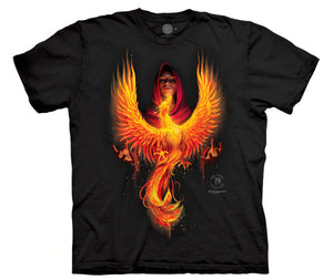 Phoenix Rising Adults T-Shirt