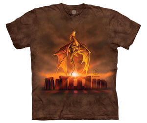 Dragon Solstice Adults T-Shirt